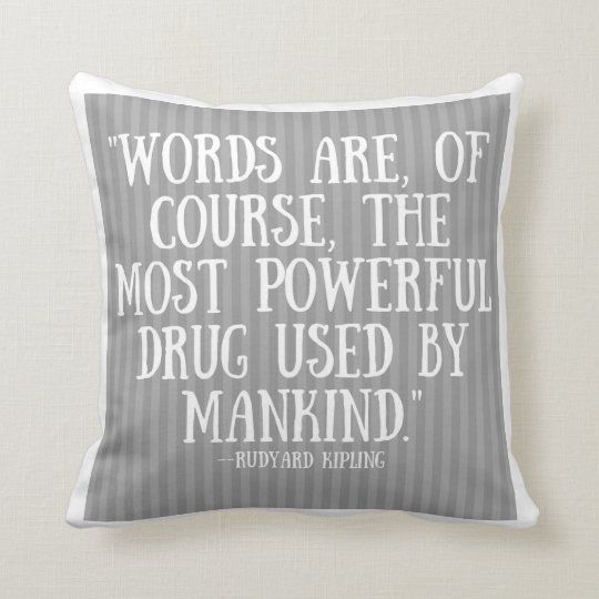 Pillow That Explains Everything