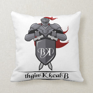 Pillow with Channel Logo