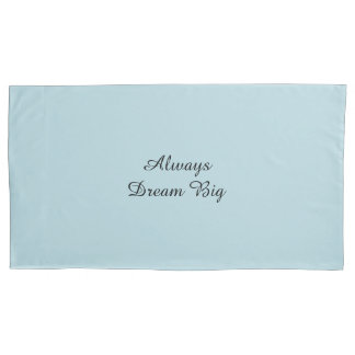 Pillowcases (choose your size)