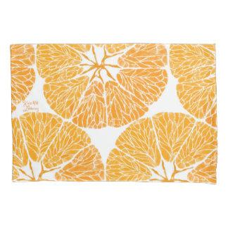 Pillowcases - Orange you glad . . .