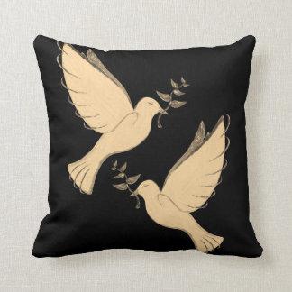 pillows doves