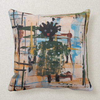 'Pillows' from Rosie's Nitty Gritty Collection Throw Pillow