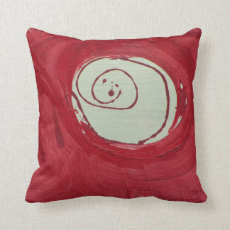 Pillows with a punch of abstract art
