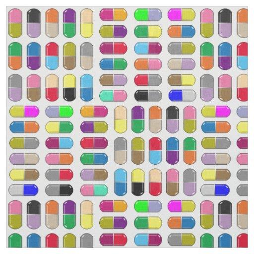 Pills Fabric