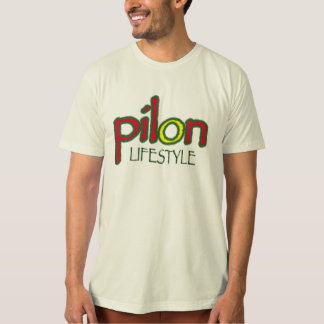 Pilon Lifestyle basic t-shirt