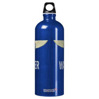 Pilot Blue Water Bottle