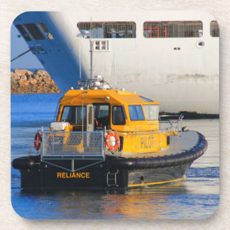 Pilot boat and cruise ship coaster