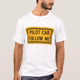 Pilot Car Follow Me T-Shirt
