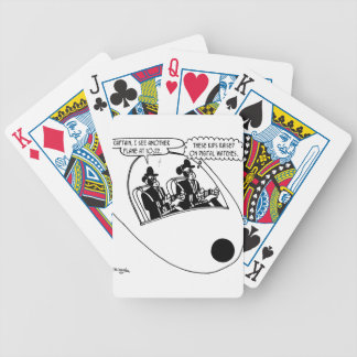 Pilot Cartoon 3683 Bicycle Playing Cards