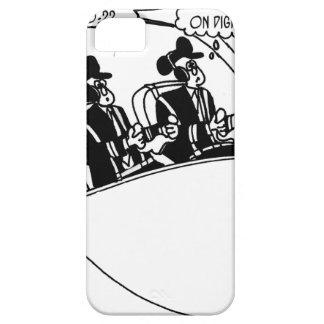 Pilot Cartoon 3683 iPhone 5 Covers