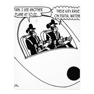 Pilot Cartoon 3683 Letterhead