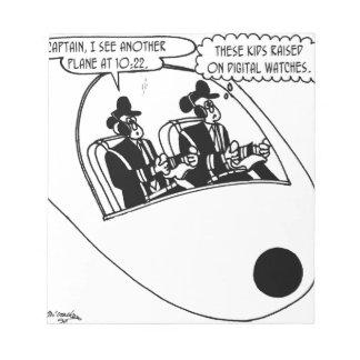 Pilot Cartoon 3683 Notepad