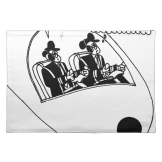 Pilot Cartoon 3683 Placemat