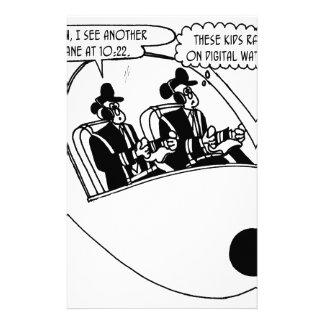 Pilot Cartoon 3683 Stationery