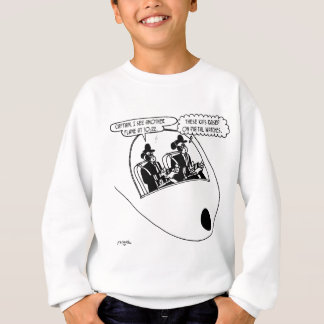 Pilot Cartoon 3683 Sweatshirt