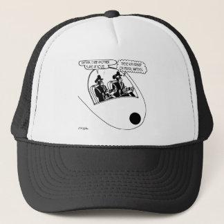 Pilot Cartoon 3683 Trucker Hat