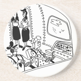 Pilot Cartoon 5139 Coaster