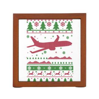 Pilot Christmas Desk Organizer