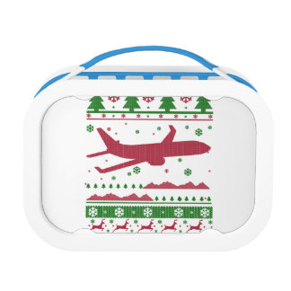 Pilot Christmas Lunch Box
