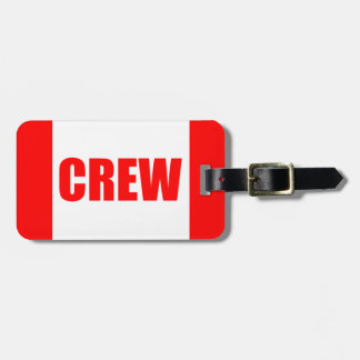 Pilot Crew Tag (CUSTOMIZABLE)