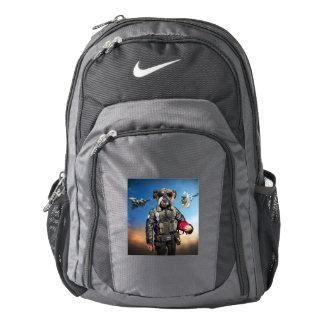 Pilot dog,funny bulldog,bulldog backpack
