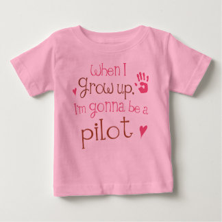 Pilot (Future) Infant Baby T-Shirt