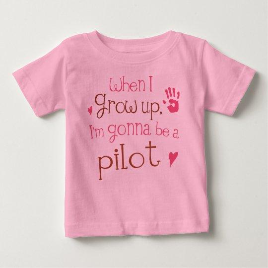 Pilot (Future) Infant Baby T-Shirt