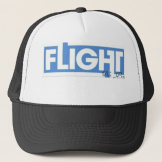 "Pilot Gang ""FLIGHT"" snapback Trucker Hat"