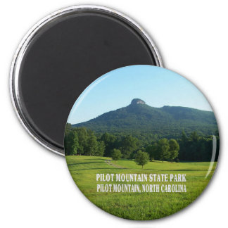 PILOT MOUNTAIN STATE PARK-MAGNET MAGNET