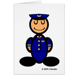 Pilot (plain) card