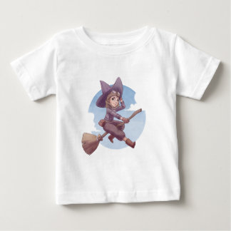Pilot Witch Baby T-Shirt