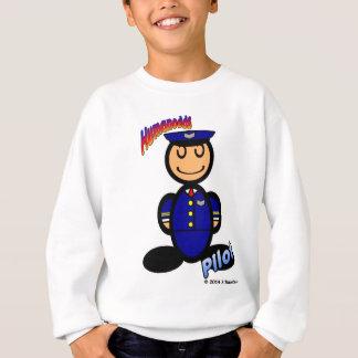 Pilot (with logos) sweatshirt