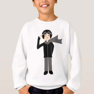 PilotBlack2 Sweatshirt