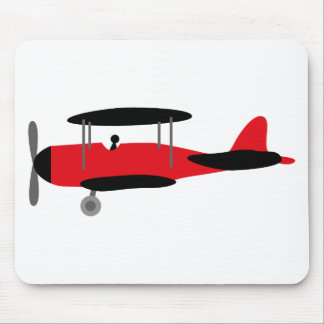 PilotRed2 Mouse Pad