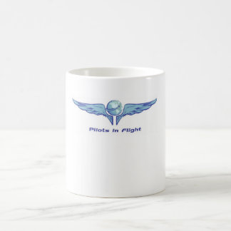 Pilots In Flight Coffee Mug