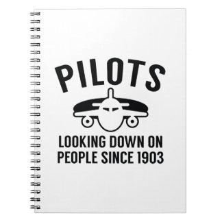Pilots Notebooks