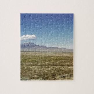 Pilot's Peak Panorama 1 Jigsaw Puzzle