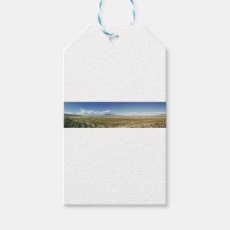 Pilot's Peak Panorama 1 Pack Of Gift Tags