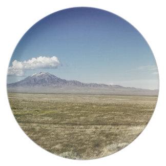Pilot's Peak Panorama 1 Plate