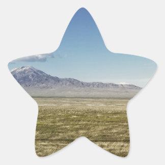 Pilot's Peak Panorama 1 Star Sticker