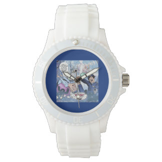 Pilots Pilates Airlines Womens Comic Watch