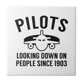 Pilots Tile