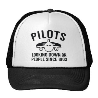 Pilots Trucker Hat