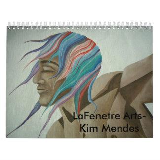 Pimg0629 rb, LaFenetre Arts- Kim Mendes Calendars