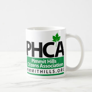 Pimmit Hills Citizens Association Mugs