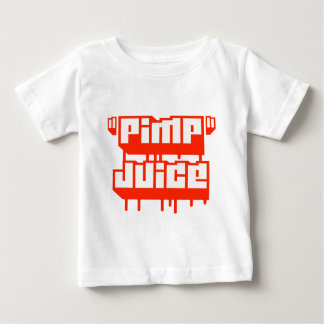 Pimp Juice -- Apparel Baby T-Shirt
