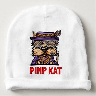 """Pimp Kat"" Baby Cotton Beanie Baby Beanie"