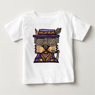 """""""Pimp Kat"""" Baby Fine Jersey T-Shirt"""