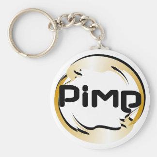 PIMP  Keychain