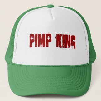 PiMp King Trucker Hat